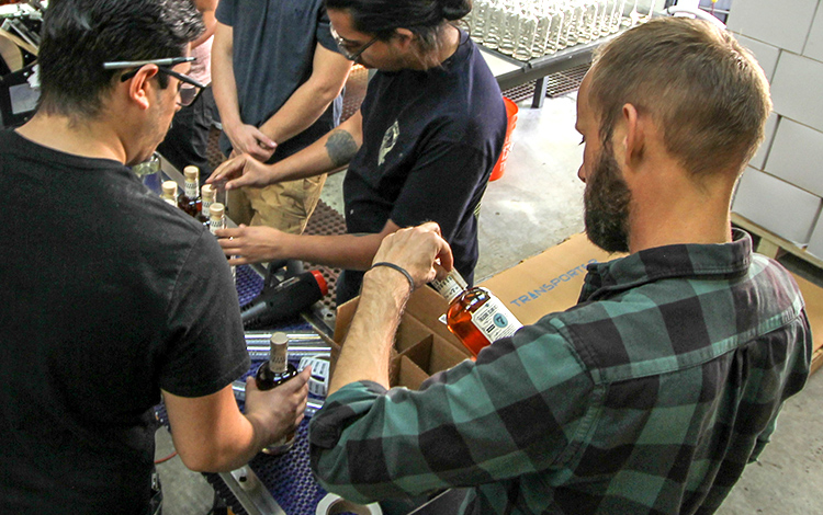 Southern Distilling News Interview